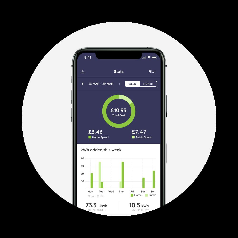 Pod Point Smart App